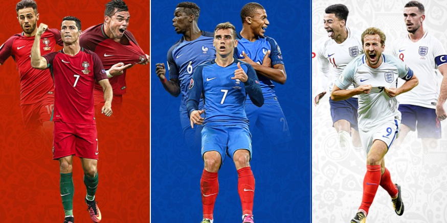 Euro 2020 star gazing: the players to look out for this summer