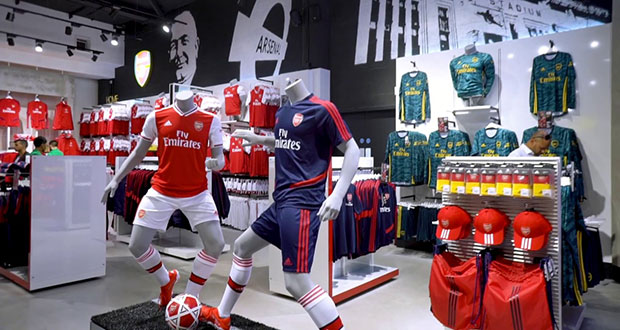Best discount online stores for football fans