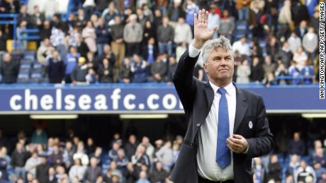 Guus Hiddink (2009 & 2015-2016)