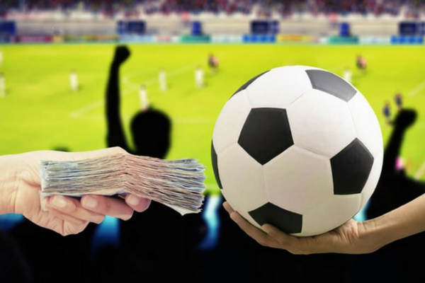 How to bet on live football online?