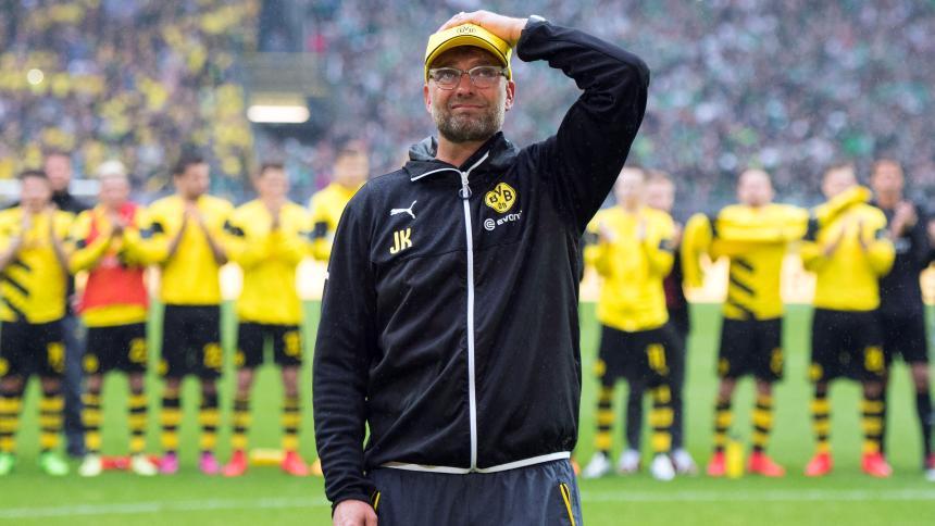 3 great achievements of Jurgen Klopp at Borussia Dortmund