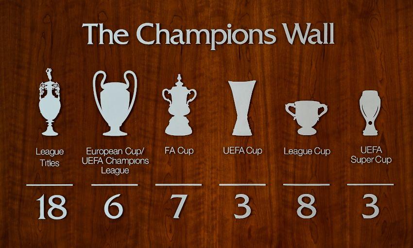 Finally a Premier league title for Liverpool