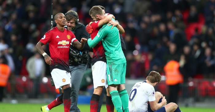 Manchester United fancied to defeat Tottenham Hotspur