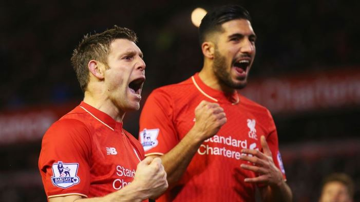 Milner and Emre Can fit for Madrid game