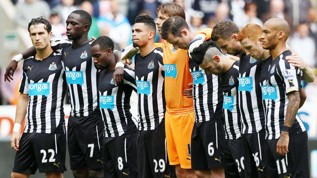 Where will Newcastle United be next season?