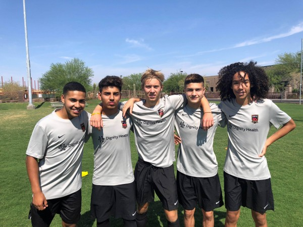 Phoenix Soccer Academy