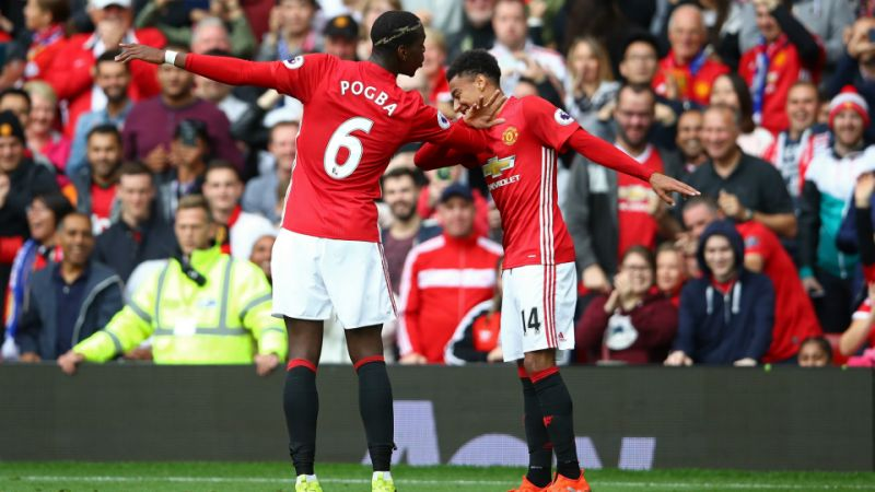 Pogba Helps Get Manchester United Off To A Winning Start
