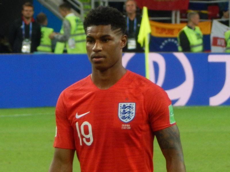 Marcus Rashford: the England soccer star uses his fame to raise millions for vulnerable kids
