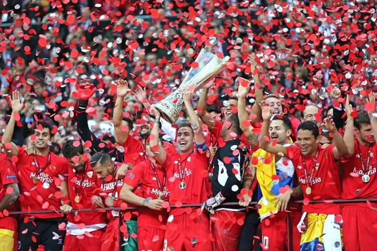 Sevilla Europa League Title