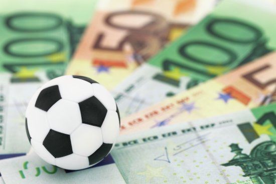 How much Money is being bet on Sports every Year?