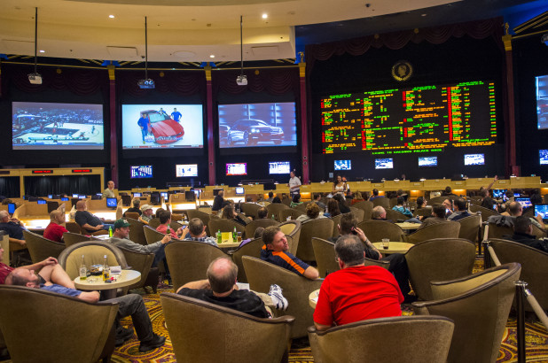 Sports betting, jackpots casinos & something about football