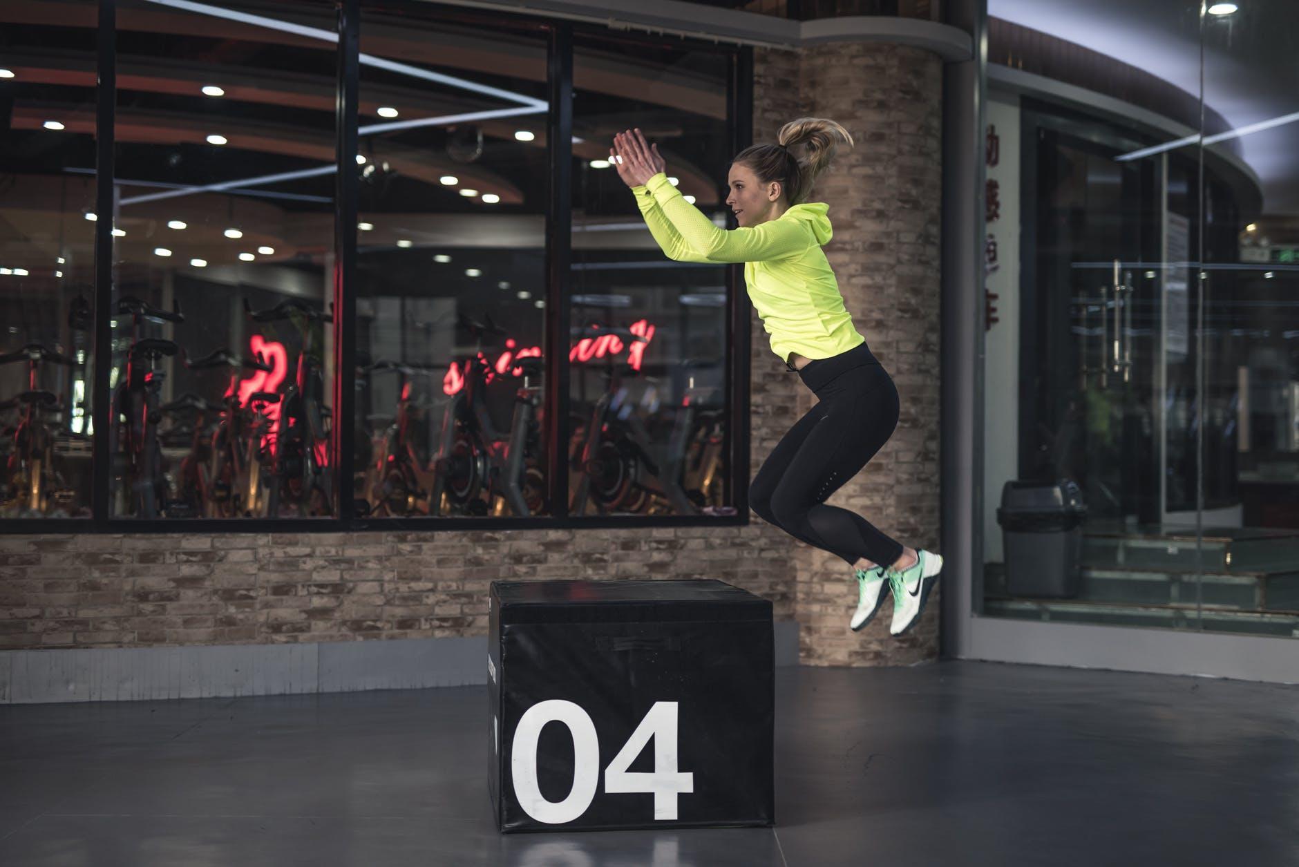 Squat Jump and 3-Hurdle Drills: 2 Must-Do Plyometric Exercises to Improve Football Skills