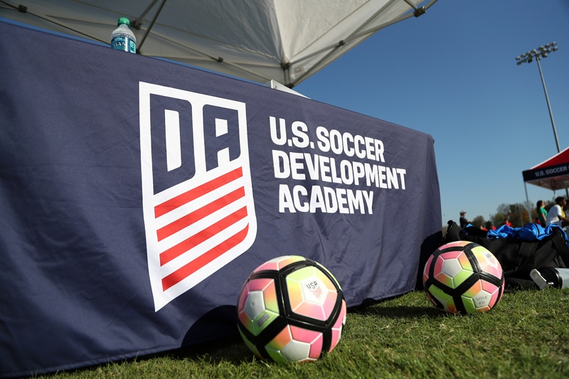 The Best Kids Soccer Academies in USA